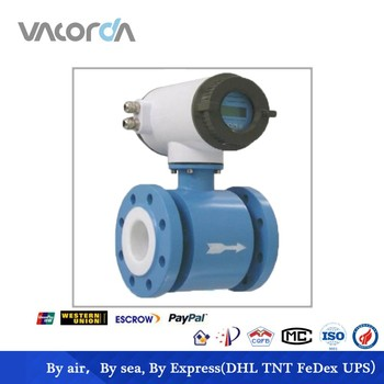 HKLD corrosion proof electromagnetic flow meter