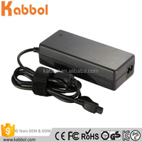 High Quality OEM Replacement AC/DC Adapter for Dell-90W Laptop AC Adapter 20V 4.5A 3 pin for Dell PA-9 Battery Charger