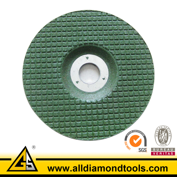 Abrasive Resin Bonded Grinding Wheels for Non Ferrous Metal