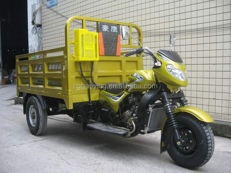 Chinese Popular High Quality Three Wheel Motorcycle For Disabled People
