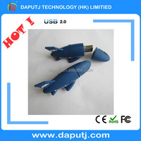 Promotional airplane shaped custom usb disk