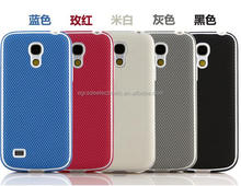 Diamond grain TPU case leather phone cases new design phone cases for samsung S4 mini