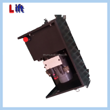 High quality vehicle tailgate compact hydraulic power unit