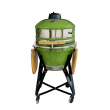 Auplex 21 Inch Green Egg Shade Pizza Tandoor Clay Oven