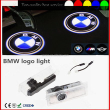 Car LED Courtesy Logo door light Projector Light Ghost Shadow Light FOR bmw E39 E63 E81 E82 E70 E71 X1 X3 X5 X6 E90 E60 car