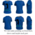 Best Selling Mens' Bamboo T-shirt Cheap Buy Direct From Manufacturer Clothing