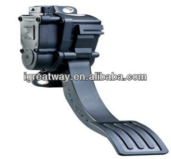 electric throttle/electric pedal/electric accelerator /foot throttle for ev