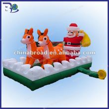 2012 hot-selling inflatable snow sledge sled for promotion