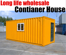 Prefabricated Two Storey House Elegant Container Houses