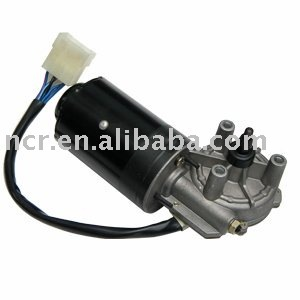 12V single wiper motor (NCR 2549 50W 12V)
