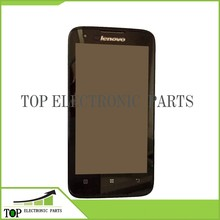 Original tested For Lenovo S750 LCD display with touch screen digitizer