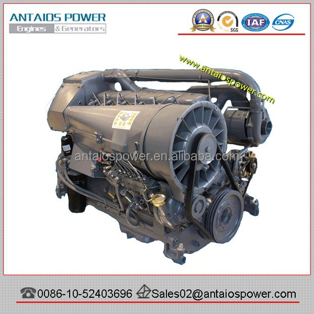 DEUTZ WATER PUMP AND GENERATOR DIESEL ENGINE BF6L913C for sales