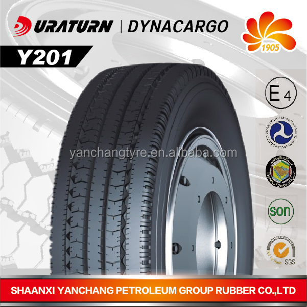 Duraturn radial tire 315/80R22.5 tyre used on truck car