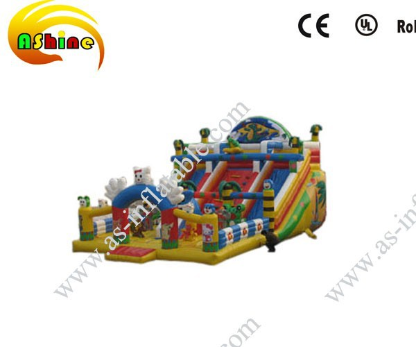 Kids summer fun inflatable toys,big bouncer for summer