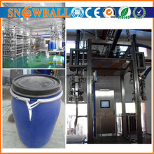 Concentrate Juice Bag in Drum Filling Machine