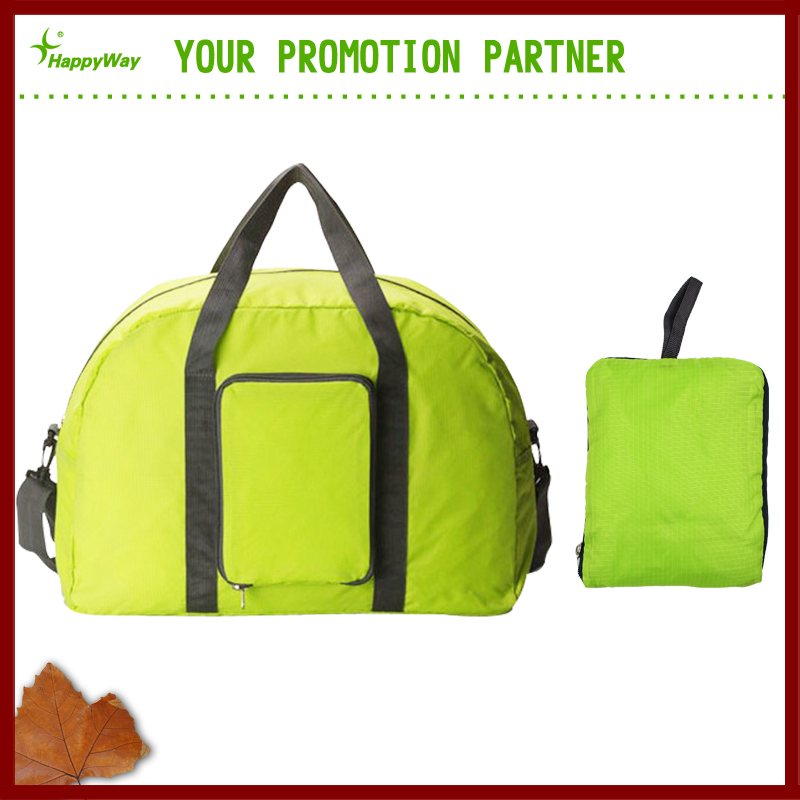 Promotional Waterproof Travelling Foldable Single Shoulder Bag 607010