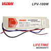 WODE China New Innovative Product Constant Current Dimmable Waterproof Led Driver 100W