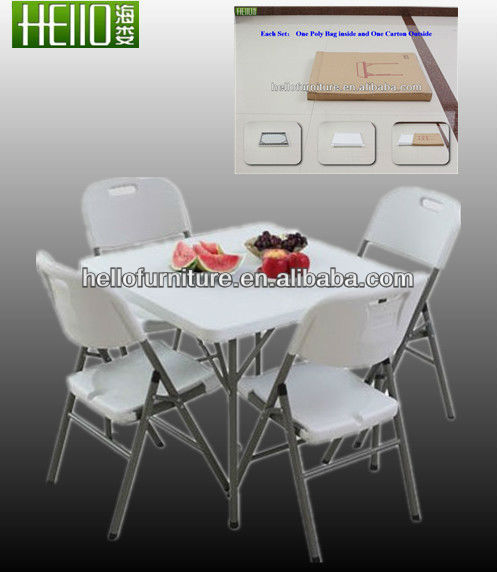 4 seaters Mahjong tables, square dining table