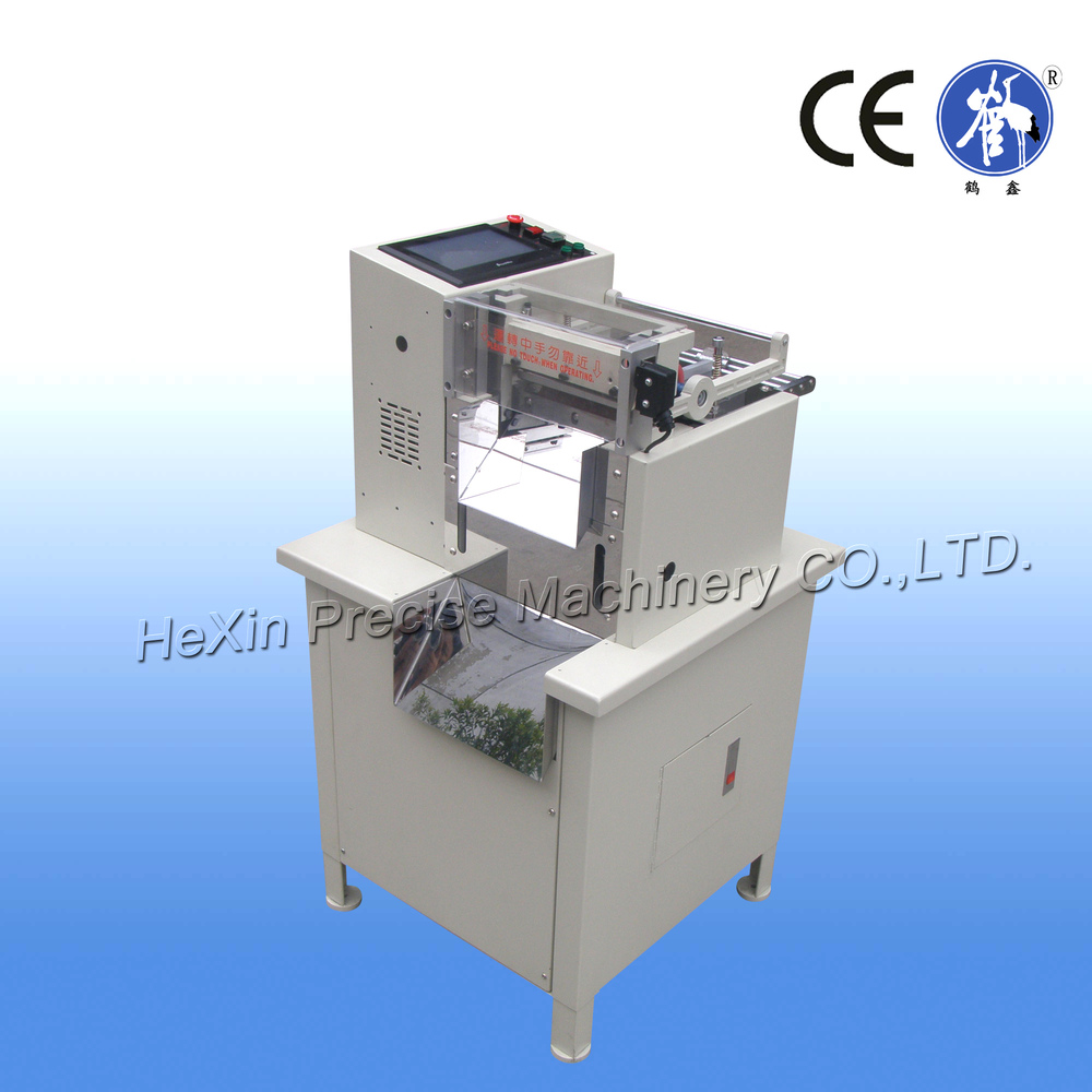 high speed roll sheet cutting machine