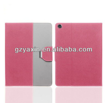 Slim Smart Magnetic Leather Case for ipad 5,Smart Leather Case for Ipad 5