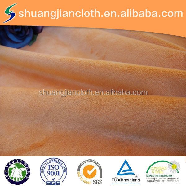 double-sided velvet,soft, good quality, factory directly
