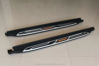 High quality best price running board for Jeep Compass from Changzhou Sunter Company