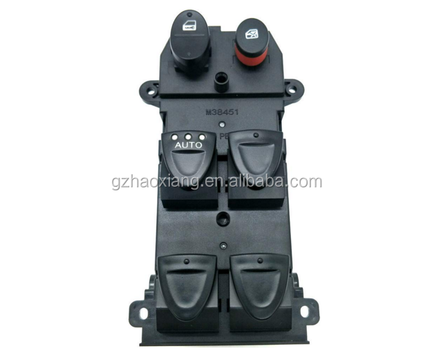 Power Window Regulator Master Switch OE# 35750-SNV-H51