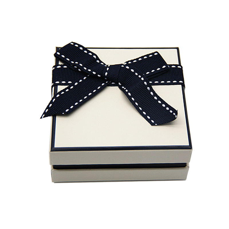 Luxury High Quality OEM Cardboard Bow Tie Boxes For Packaging With Custom Logo