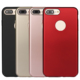 2016 Cute dual candy color cell phone case For iphone 7plus