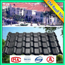 Easy Installation ASA Color Roof Philippines
