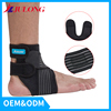 Customized Neoprene Waterproof Sports Sleeve Medical Function Boots Ankle Support