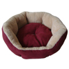 Round Covered Dog Bed Wholesale Dog Products