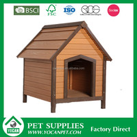 small Crafts wooden dog kennel