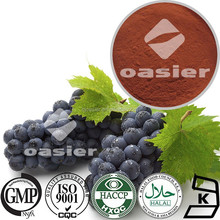 Organic opc powder Grape Seed /skin Extract Powder