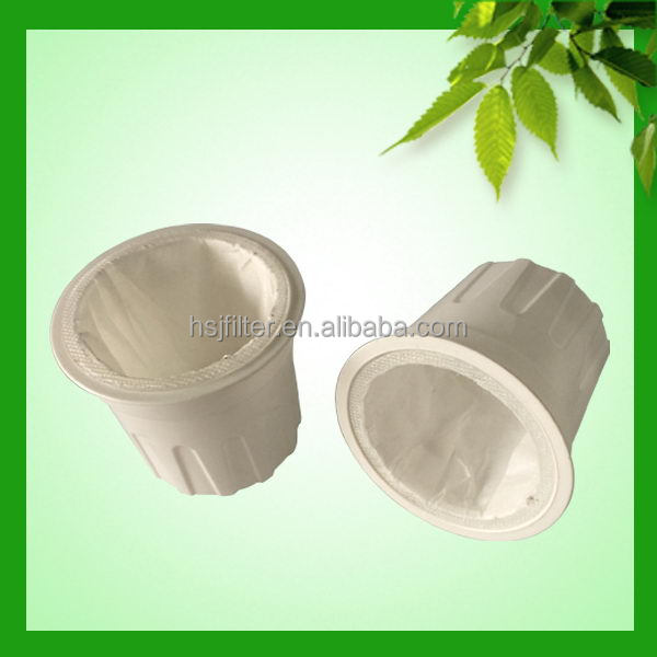 Disposable Paper Cup K-Cup Coffee Filter High Quality But Bottom Price 2016