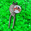 Promotional golf gift blank divot tool cheap golf divot tools