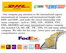 DHL express from China to USA Canada Mexico