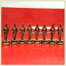 Indoor board games chess tournament resin chess pieces for sale