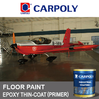 Carpoly Solvent-based Epoxy Primer, BD3600 Floor paint, Epoxy resin