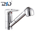 Hot Selling Products Cheap Single Hole Single Handle Pull Out Kitchen Faucet