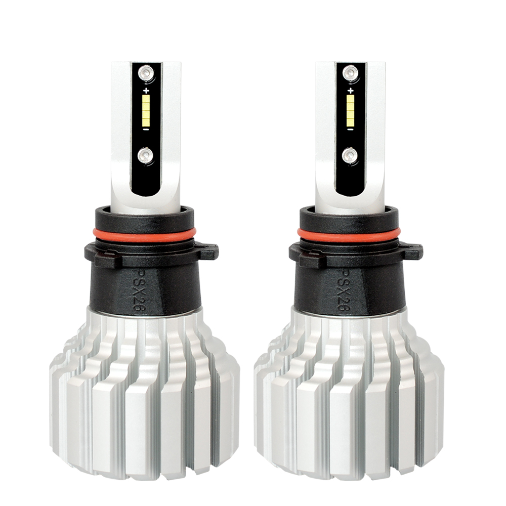 Auto lighting system good quality cheap price PSX26W h4 h11 led headlight bulb with CSP chips
