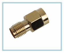SMA type rf flat cable connector for 7/8 cable for communications