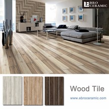 Ebro 2017 newest design factory supply porcelain wood texture floor tile 150X900mm , 200X1200MM