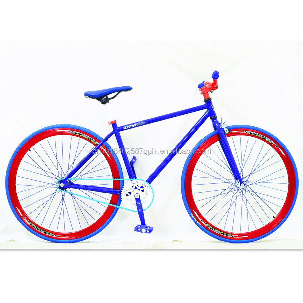 700C Fixed Gear Bike Fixies Bicycle 17 inch frame