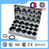 2014 Hot Sale Assortment Set TC 407pc SAE O Ring Rubber Kit of China