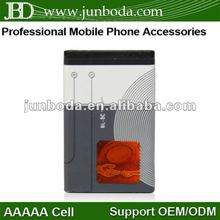 scrap cell phone battery suitable for Nokia Mobile Phone Series BL-5C 1150mAh Li-Ion