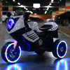 electric motorcycle kid toy motorcycle 6V Colorful lights kids motorcycles