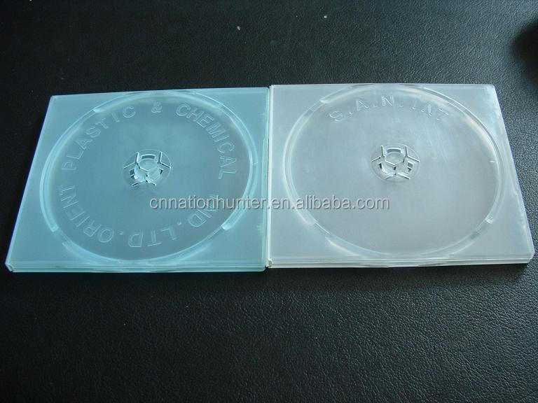 Professional plastic injection CD case mould/DVD case mold