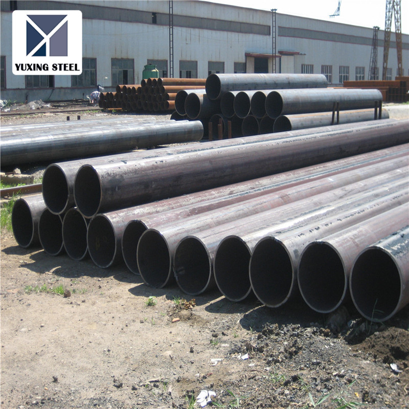 black steel pipe / LSAW pipe carbon Steel