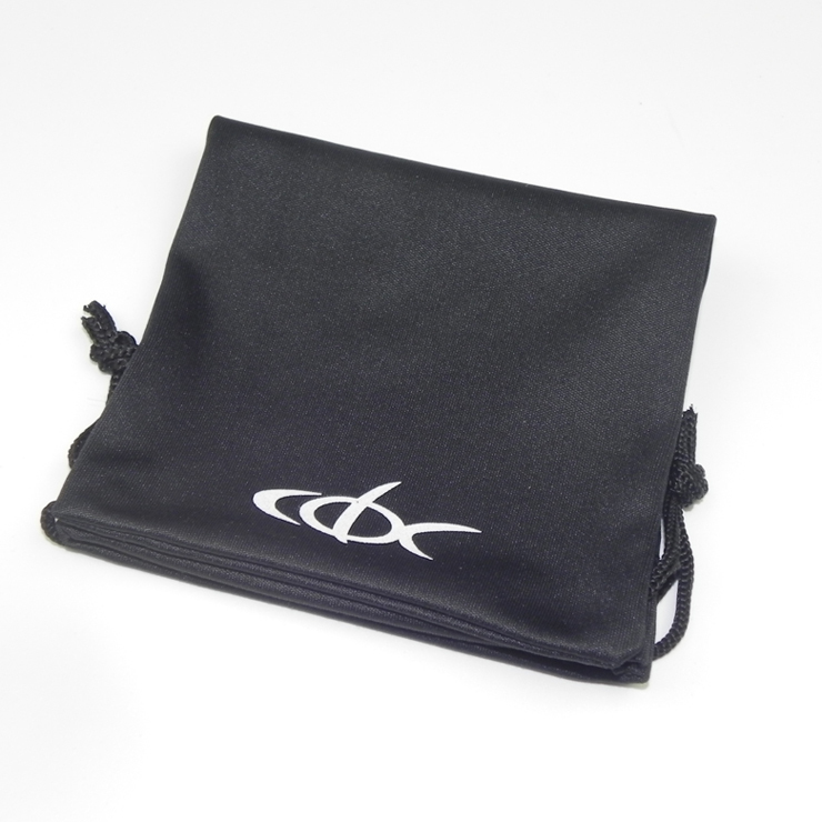 Microfiber Reading Glasses Pouch with Rope